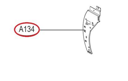 Obrázek Originální dveřní panty MAZ65270502 pro pračku LG
