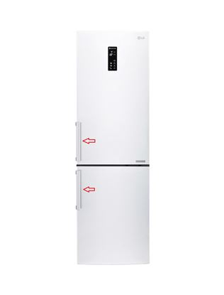 Obrázek Originální madlo LG AED73373001