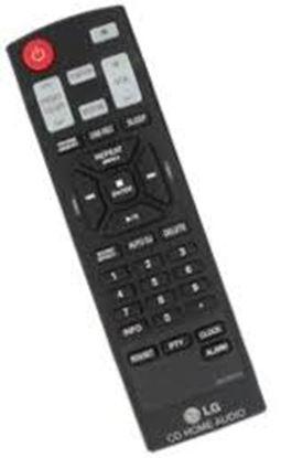 Obrázek Originální dálkový ovladač AKB73655743 audio LG