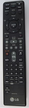 Obrázek Originální dálkový ovladač AKB70877901 audio LG