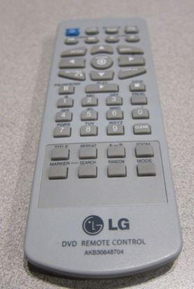 Obrázek Originální dálkový ovladač AKB30648704 pro DVD LG
