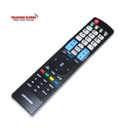 Obrázek Dálkový ovladač AKB73275605 replika pro TV LG