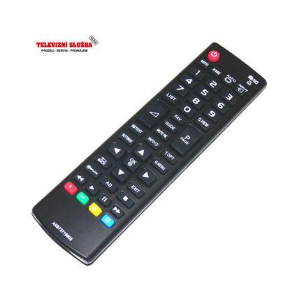 Obrázek Dálkový ovladač AKB73715603 replika pro TV LG