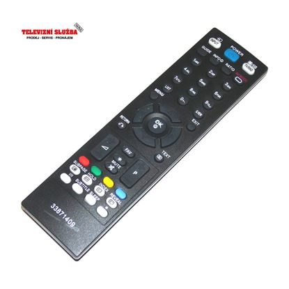 Obrázek Dálkový ovladač AKB33871409 pro TV LG REPLIKA