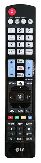 Obrázek z Originální dálkový ovladač AKB74115502 pro TV LG