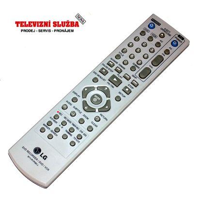 Obrázek Originální dálkový ovladač 6711R1P091J pro DVD LG - NELZE