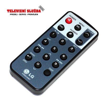 Obrázek Originální dálkový ovladač AKB35120901 audio LG