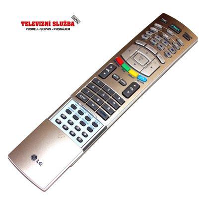 Obrázek Originální dálkový ovladač 6710T00017D pro DVD LG  DOPRODEJ