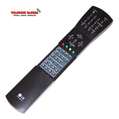 Obrázek Dálkový ovladač TV - LG 6710V00007D = B