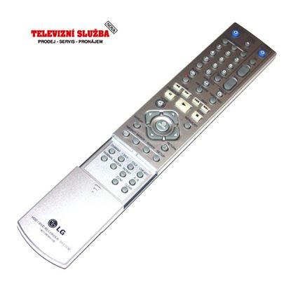 Obrázek Originální dálkový ovladač 6711R1P071B pro DVD LG