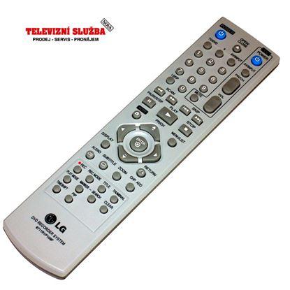 Obrázek Originální dálkový ovladač 6711R1P109F pro DVD LG