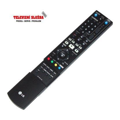 Obrázek Originální dálkový ovladač 6711R1P113K pro DVD LG