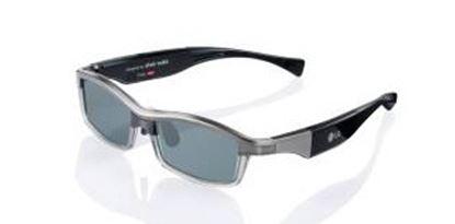 Obrázek 3D aktivní designové  brýle LG AG-S270  (AG-S250)