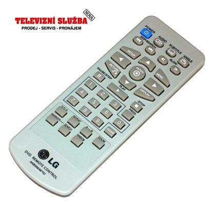 Obrázek Originální dálkový ovladač AKB30648702 pro DVD LG