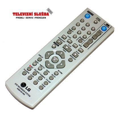 Obrázek Originální dálkový ovladač AKB31621902 pro DVD LG
