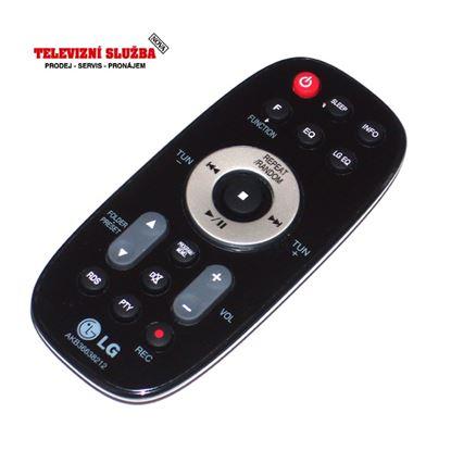 Obrázek Originální dálkový ovladač AKB36638212 audio LG