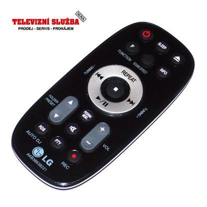 Obrázek Originální dálkový ovladač AKB36638221 audio LG - NELZE