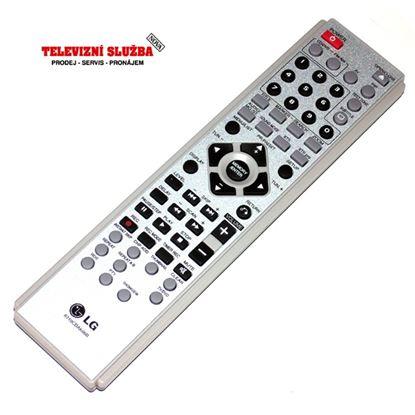 Obrázek Originální dálkový ovladač 6710CDAK06B pro kino LG - NELZE