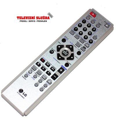 Obrázek Originální dálkový ovladač 6710CDAM02B pro DVD LG
