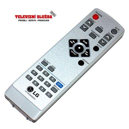 Obrázek Originální dálkový ovladač 6710CMAM09D audio LG