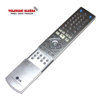 Obrázek Originální dálkový ovladač 6711R1N153F pro DVD LG