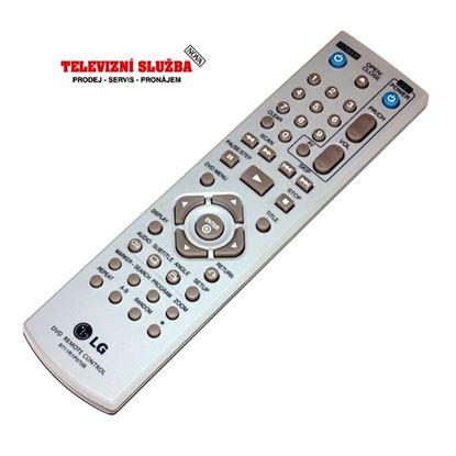 Obrázek Originální dálkový ovladač 6711R1P070B pro DVD LG