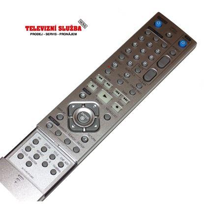 Obrázek Originální dálkový ovladač 6711R1P108C pro DVD LG