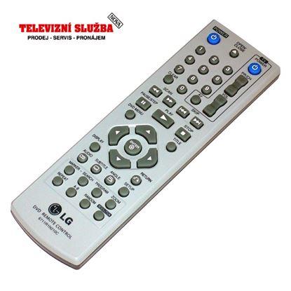 Obrázek Originální dálkový ovladač 6711R1N210C pro DVD LG - NELZE