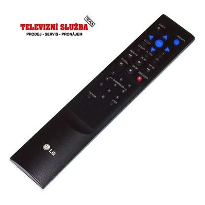 Obrázek Originální dálkový ovladač 6711R1P007A pro VCR LG