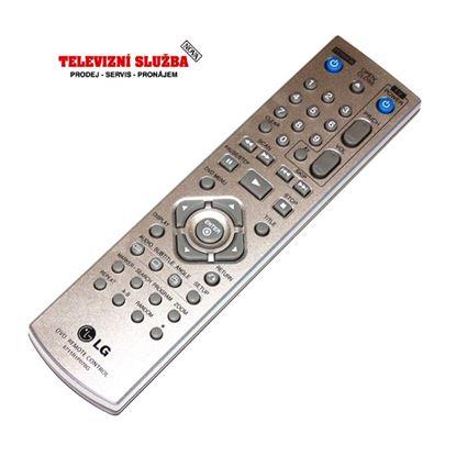 Obrázek Originální dálkový ovladač 6711R1P070G pro DVD LG