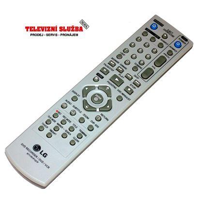 Obrázek Originální dálkový ovladač 6711R1P107F pro DVD LG