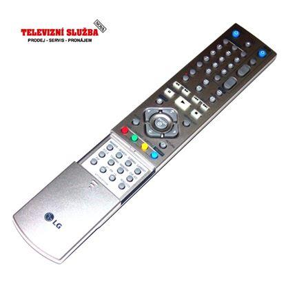 Obrázek Originální dálkový ovladač 6711R1P113A pro DVD LG