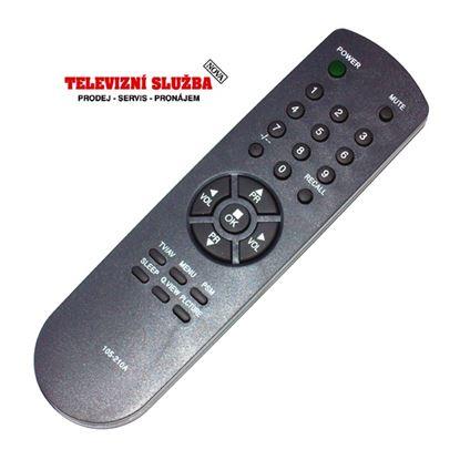 Obrázek Dálkový ovladač TV - LG 105-210A = 230A
