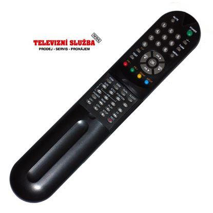Obrázek Dálkový ovladač TV - LG 105-224P