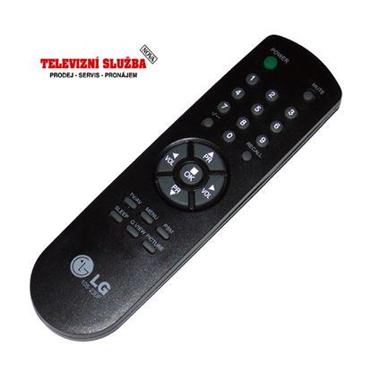 Obrázek Dálkový ovladač TV - LG 105-230F
