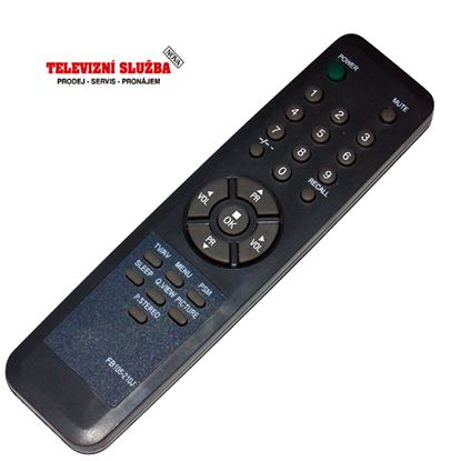 Obrázek Dálkový ovladač TV - LG 105-210J