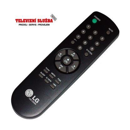 Obrázek Dálkový ovladač TV - LG 105-230M = D, MT1286